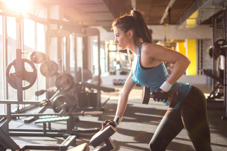 iStock 636947536 - 【女性の筋トレ】トレーニング負荷の決め方